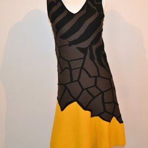Escada Fit and Flare Dress